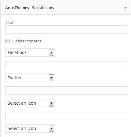 AnpsThemes - Accounting Wordpress Theme Documentation