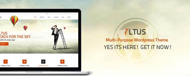 Altus - Multi-Purpose HTML Template - 2