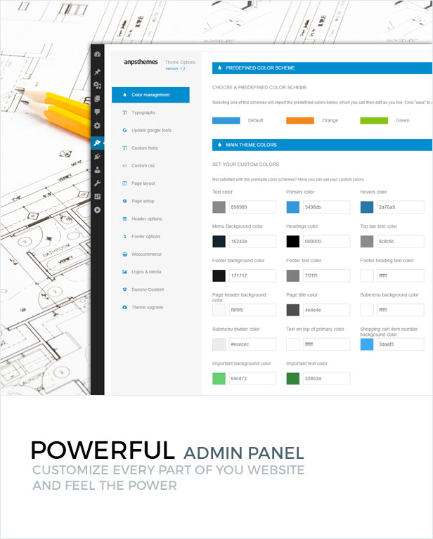 Constructo - Construction WordPress Theme - 7