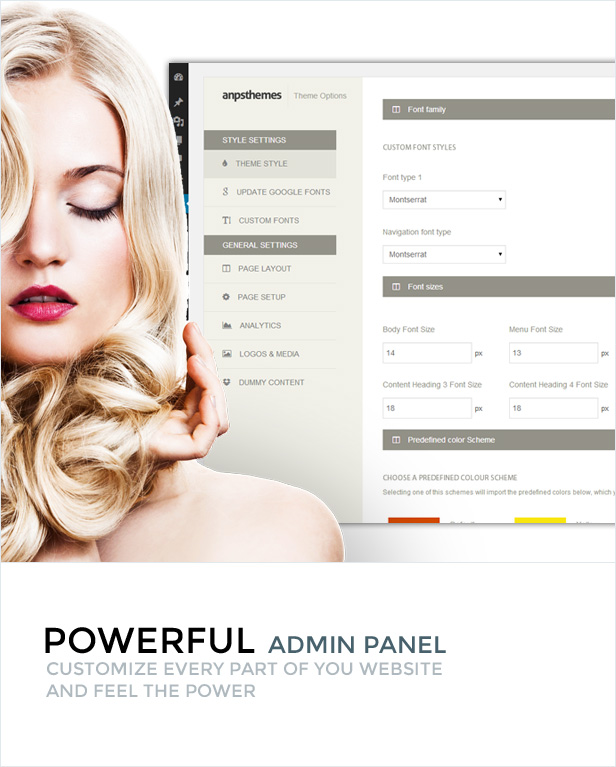 Hairdresser - Hair Salon WordPress theme