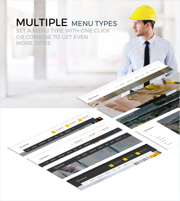 Constructo - Construction WordPress Theme - 9