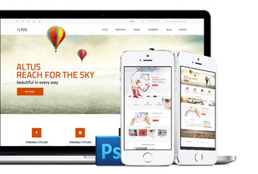 iPhone & Probook Mockups