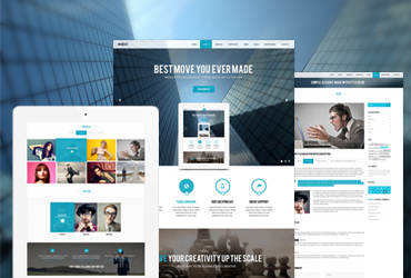 Move - PSD Template